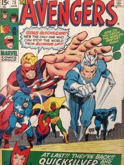 מדהים אספנות חוברות קומיקס של גיבורי על SB-58