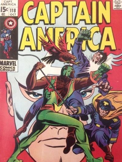 מודיעין אספנות חוברות קומיקס של גיבורי על UF-74